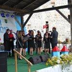 Pisno priznanje občine Žužemberk mešanemu pevskemu zboru Dvor ob Krki