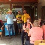Srečanje turističnih društev na Frati