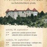Pravljična noč in dan na žužemberškem gradu 2021